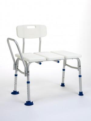 Стул - скамейка для ванной Vermeiren Kate – купить по цене 10500 руб. в интернет-магазине X-medica.ru